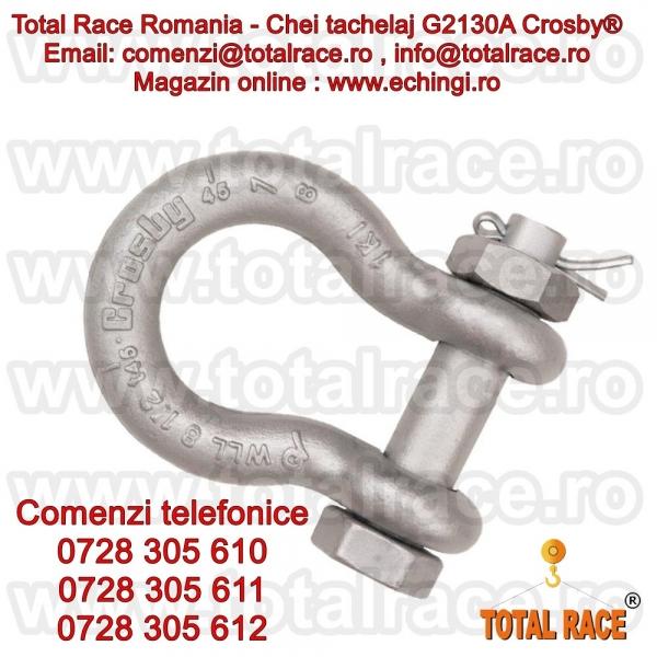 Cheie tachelaj omega de inalta rezistenta forjata G2130A Crosby-6