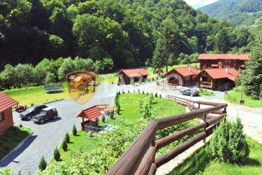 Cheile Cibinului de vanzare - aproape de Sibiu - complex turistic