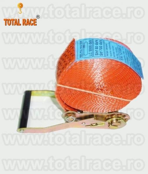 Chingi de ancorare textile , chingi fixare marfa Total Race-2