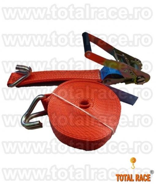 Chingi de ancorare textile , chingi fixare marfa Total Race-4