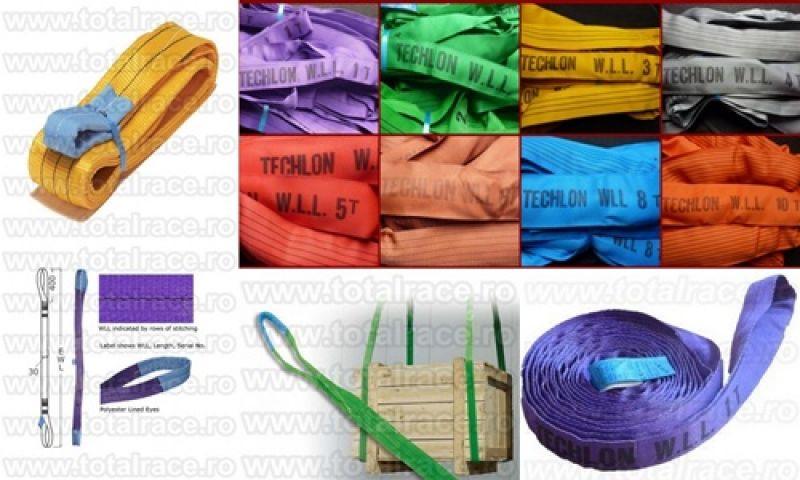 Chingi textile ridicare , chingi legare , chingi pentru europaleti -5