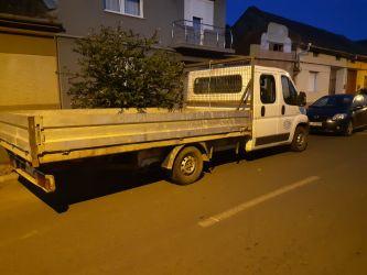 Citroen jumper camioneta 7 locuri