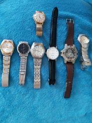 Colectie de ceasuri barbatesti, ceasuri de mana