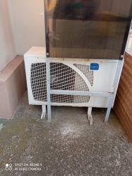 Congelator vertical cu geam