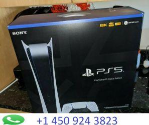 Consola Sony PS5 Digital Edition