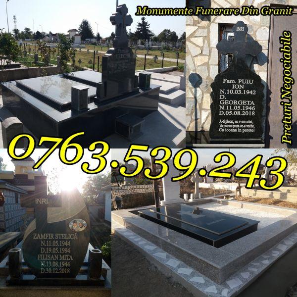 Constructii Cavouri Cripte Borduri Cimitir Placari Lucrari Funerare -5