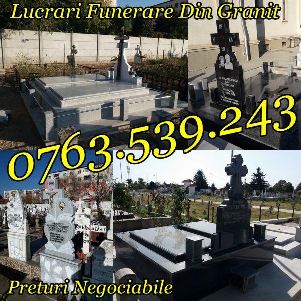 Constructii Cavouri Cripte Borduri Cimitir Placari Lucrari Funerare -6