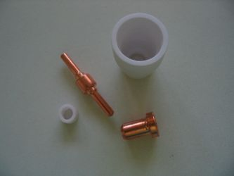 Consumabile pentru taierea cu plasma manuala, cu PARKSIDE PPS 40