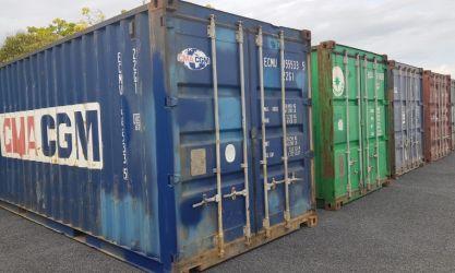 Container 6m și 12m