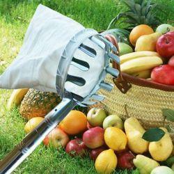 Culegator pentru fructe , dispozitiv fără coada pentru cules