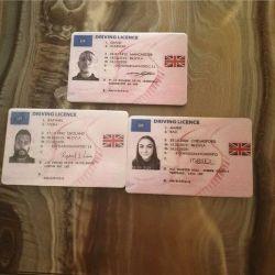 Cumpărați permis de conducere, pașaport, carte de identitate IELTS, TO