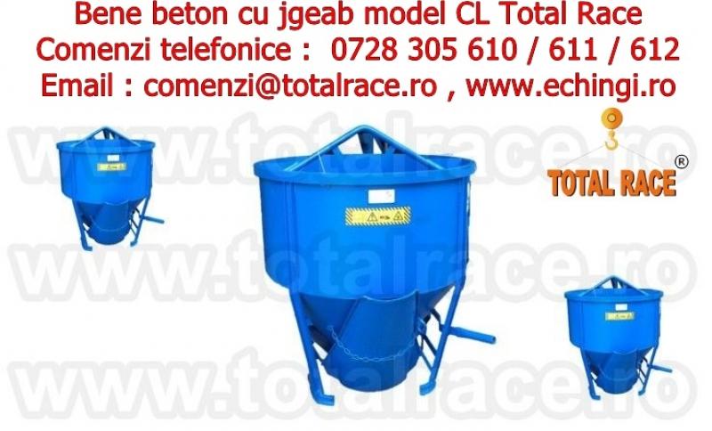Cupe de beton productie Italia Total Race-1