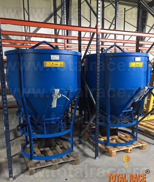 Cupe de beton productie Italia Total Race-3