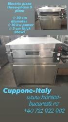 Cuptor electric pozza o camera / 2 camera Italia sh