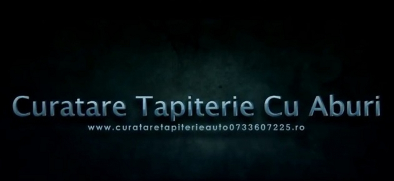 curatare tapiterie cu aburi,curatare tapiterie auto cu aburi-7