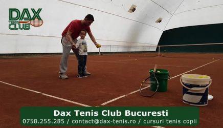 Cursuri tenis copii. Scoala tenis. Prima lectie gratuita