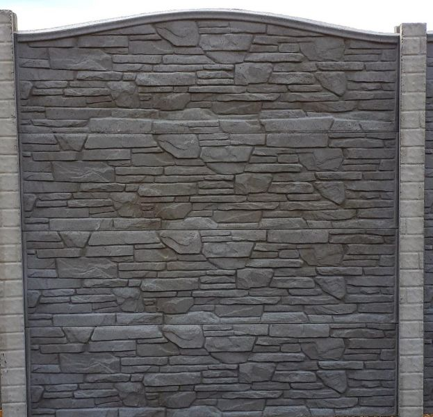 CURTE DIN BETON , lacre de gard / gard beton-3