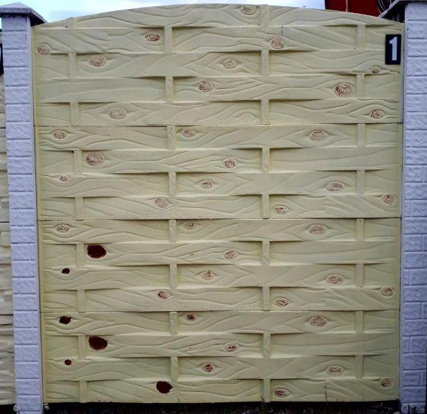 CURTE DIN BETON , lacre de gard / gard beton-5