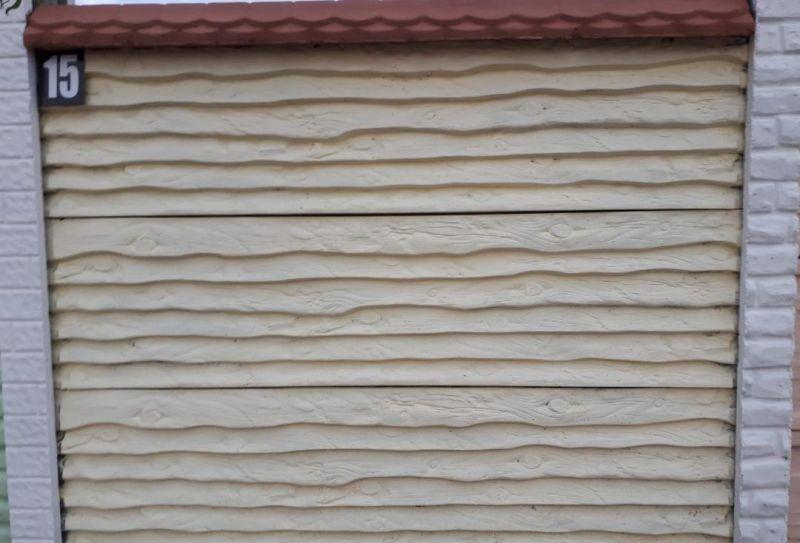 CURTE DIN BETON , lacre de gard / gard beton-7