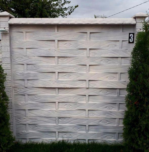 CURTE DIN BETON , lacre de gard / gard beton-8
