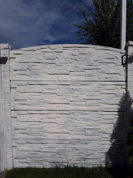 CURTE DIN BETON , lacre de gard / gard beton-9