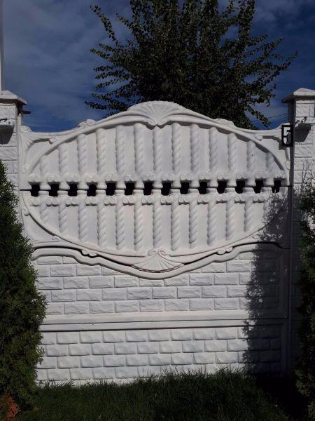 CURTE DIN BETON , lacre de gard / gard beton-11