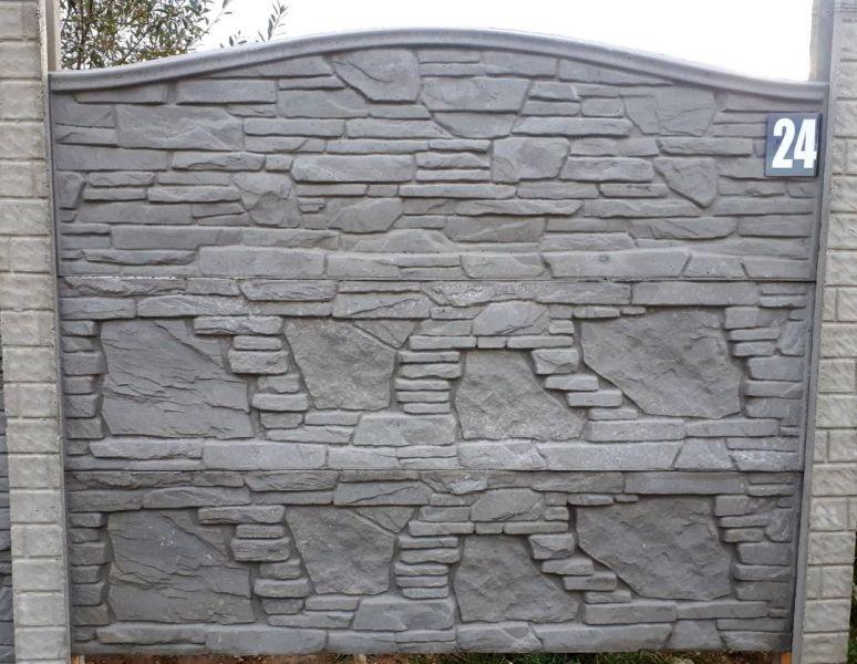 CURTE DIN BETON , lacre de gard / gard beton-12