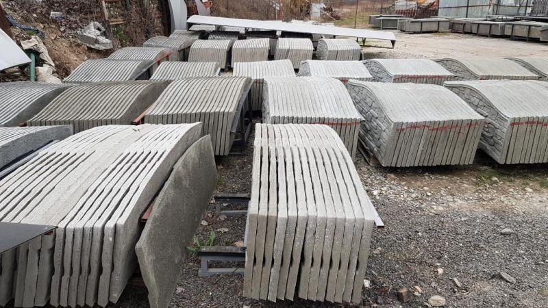 CURTE DIN BETON , lacre de gard / gard beton-13