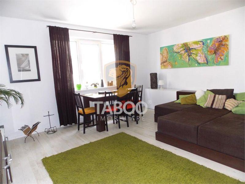 De inchiriat apartament modern 2 camere Sibiu zona Alba Iulia Kaufland-1