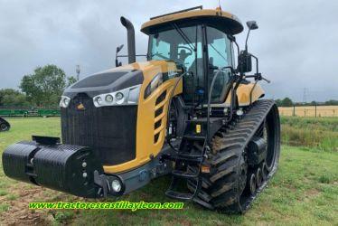 De Vanzare Tractoare agricole Challenger MT775E