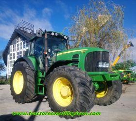 De vânzare tractor John Deere 7530 Premium