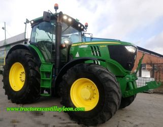 De Vanzare Tractorul Agriculturii John Deere6210r din Spania