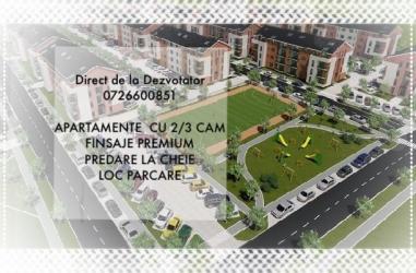 Direct de dezvoltator Apartament cu 2/3 la 47000 €