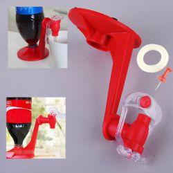 Dispozitiv , dozator rosu pentru bauturi reci acidulate sucuri  074730