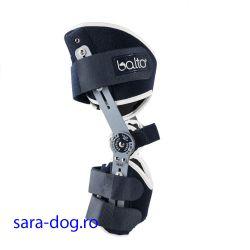 Dispozitiv profesional reglabil pentru ligamente incrucisate caini