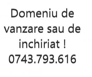 Domeniu web - www.Casian.ro - de vanzare sau de inchiriat