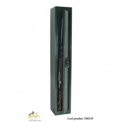 Dulap arme Gun1 verde cu închidere cheie