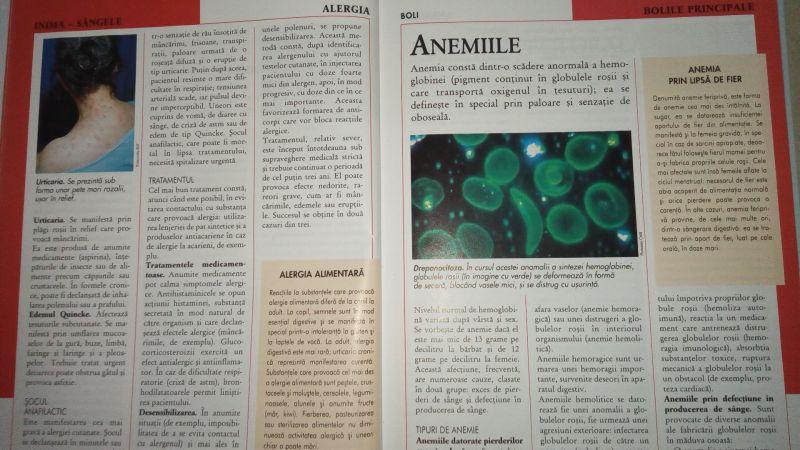 Enciclopedia medicala a familiei, vl.V,Sanatatea inimii,sangelui plama-6