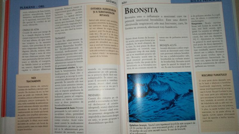Enciclopedia medicala a familiei, vl.V,Sanatatea inimii,sangelui plama-10