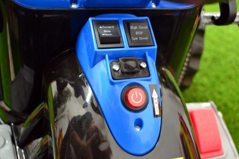 Excavator electric pentru copii Kinderauto BJS328A 2x45W 12V-2