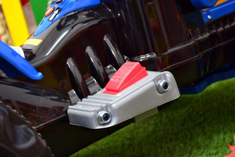 Excavator electric pentru copii Kinderauto BJS328A 2x45W 12V-3