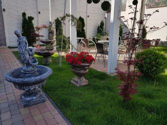 Fantana arteziana F11 ,ornament gradina,fantani din beton,statueta