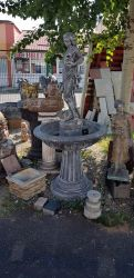Fantana arteziana F18,ornament gradina,fantani arteziene din beton,orn