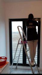 Firma de curățenie birouri scări de bloc