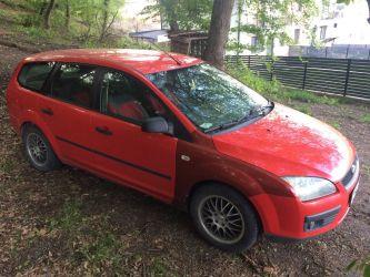 Ford Focus break 2006, Euro4, motorina, 1.6 TDCI, 80 kW, 337786 km