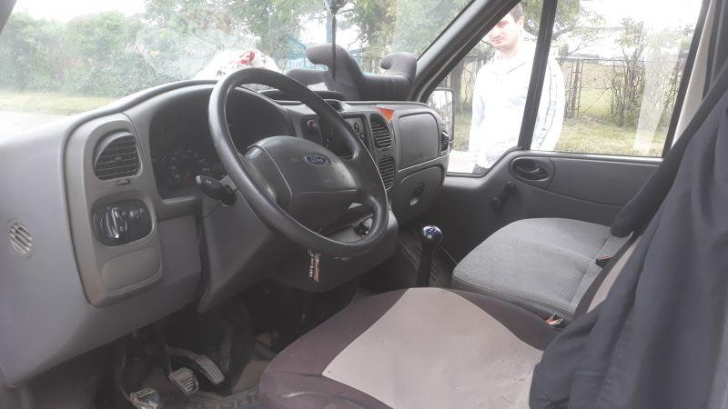 Ford transit -4