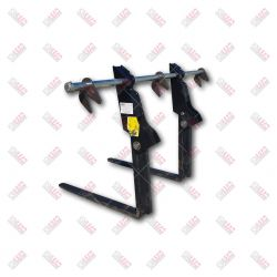 Furci buldoexcavator JCB furci paletizate lame ghiare-50mm S