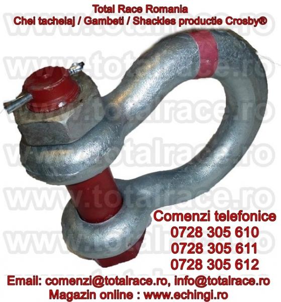 Gambeti / shackles , echipamente de ridicat Crosby-4