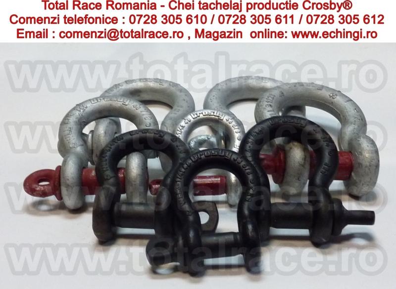 Gambeti / shackles , echipamente de ridicat Crosby-6