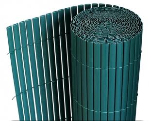 Gard opac - protectie vizuala din PVC 90 x 300 cm verde